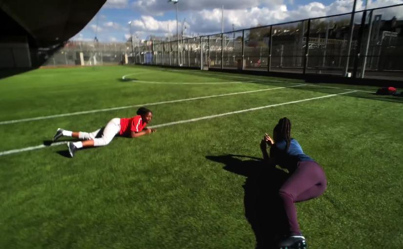 Apple – How to Shoot Football on iPhoneX